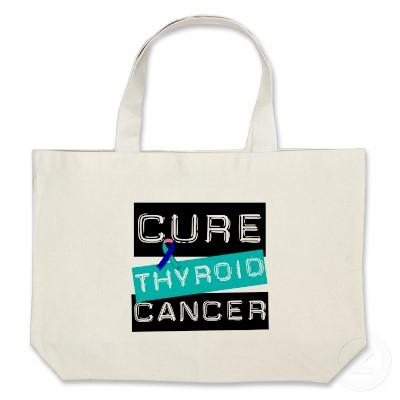 Cure thyroid cancer bag