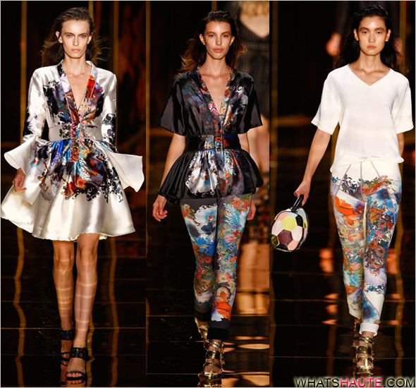 Cynthia-Rowley-Spring-2012 runway new york fashion week mercedes benz fashion week