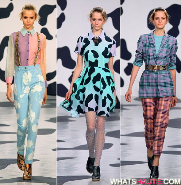 House-of-Holland-London-Fashion-Week-Spring-2012-Runway