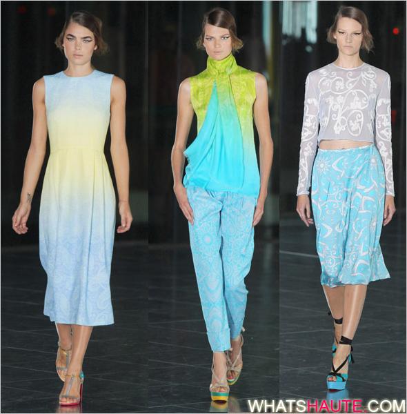Jonathan-Saunders-London-Fashion-Week-Spring-2012-Runway