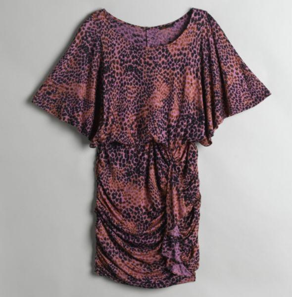 Kmart-Sofia-by-Sofia-Vergara-Women's-Animal-Print-Grecian-Dress