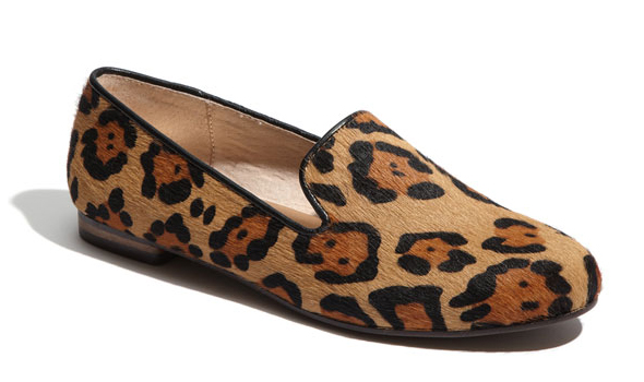 Steven-by-Steve-Madden-'Madee'-Slip-On-Loafer-leopard what's haute