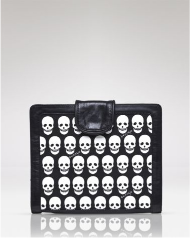 Treesje-Fatale-iPad-Case skulls what's haute
