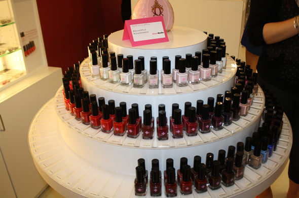 Ultimate-Girls-Night-Out-Qream-event-nail-polish