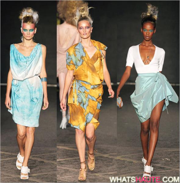 Vivienne-Westwood-Red-Label-Spring-2012-show-at-Smithfields-Market-London-Fashion-Week-Runway