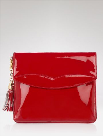 Z-Spoke-Zac-Posen-iPad-Clutch-in-red-patent