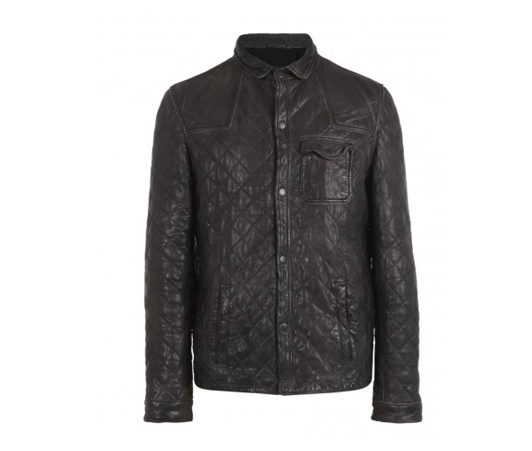 AllSaints-Rove-Quilted-Leather-Shirt