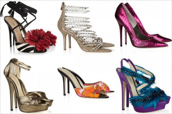 Jimmy Choo Launches Exclusive Icons shoe Collection