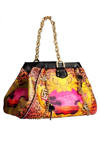 Versace for H&M - Leather bag