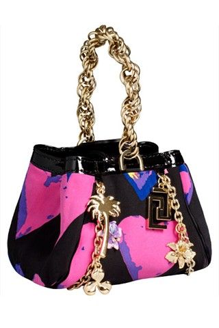 Versace for H&M - print bag