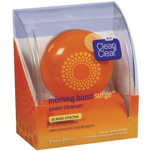 Clean & Clear Morning Burst Surge Energizing Power Cleanser Kit, 1-Count