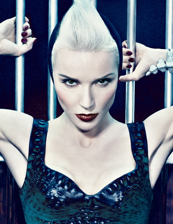 Daphne Guinness for MAC Collection