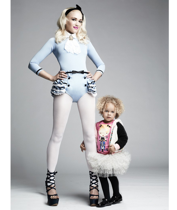 Gwen-Stefani-children's-line-Harajuku-Mini-for-Target