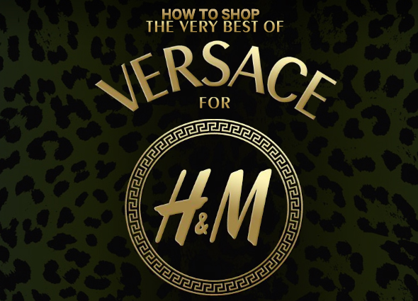 How to shop 'The Very Best of Versace for H&M'