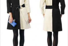 Kelly Wearstler Horizon Coat - Day 17 of What's Haute's '20 Days of Holiday Gifts'