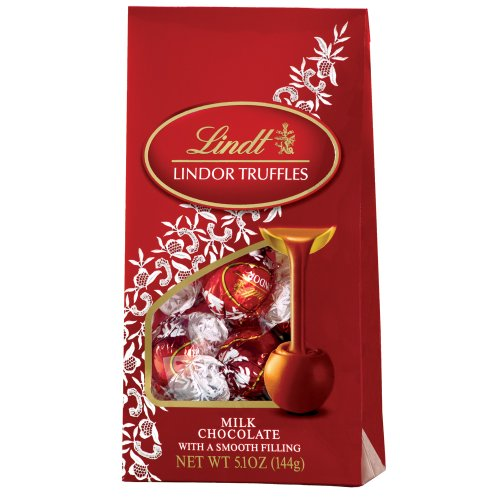 Lindt Lindor Truffles - Milk Chocolate 5.1-Ounce Bag