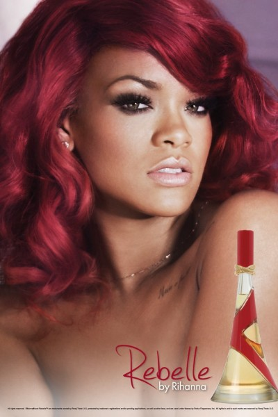 New women's fragrance Rebelle by Rihanna to launch this December at Macy's