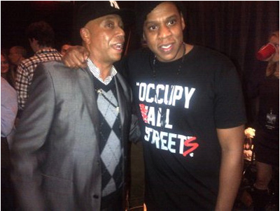 Russell-Simmons-Jay-Z-'Occupy-All-Streets'-T-shirts-for-Rocawear