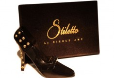 Stiletto by Nicole Amy fragrance - Day 4 of What's Haute's '20 Days of Holiday Gifts'