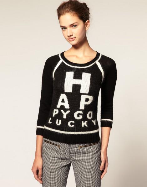 ASOS Eye Test Sweater
