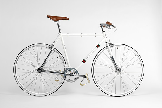 Designer bike - Bianchi designed by Frida Giannini of Gucci