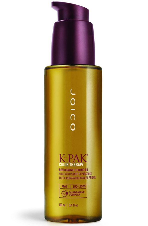 Joico K-Pak Color Therapy Restorative Styling Oil
