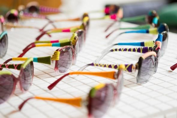 Knitta Sunglass Hut Artist Series