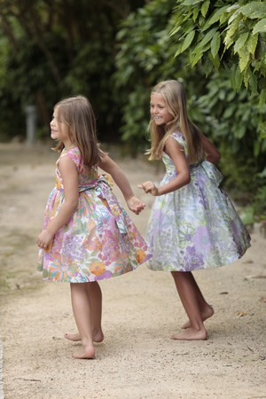 Oscar de la Renta is developing an in-house children's wear collection