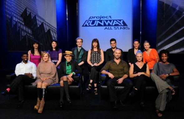 Project Runway All Stars cast