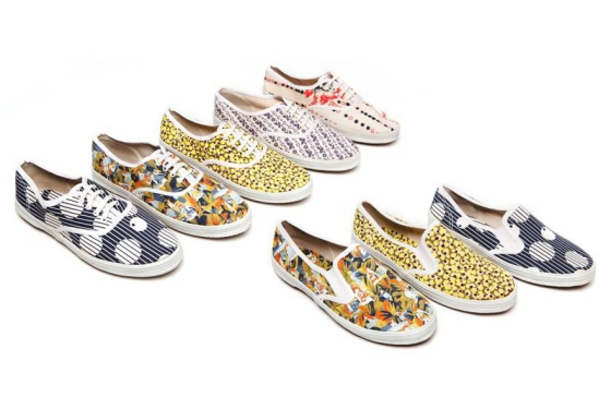Suno recycled sneakers to benefit the David Sheldrick Wildlife Trust, an orphanage for baby elephants and rhinos