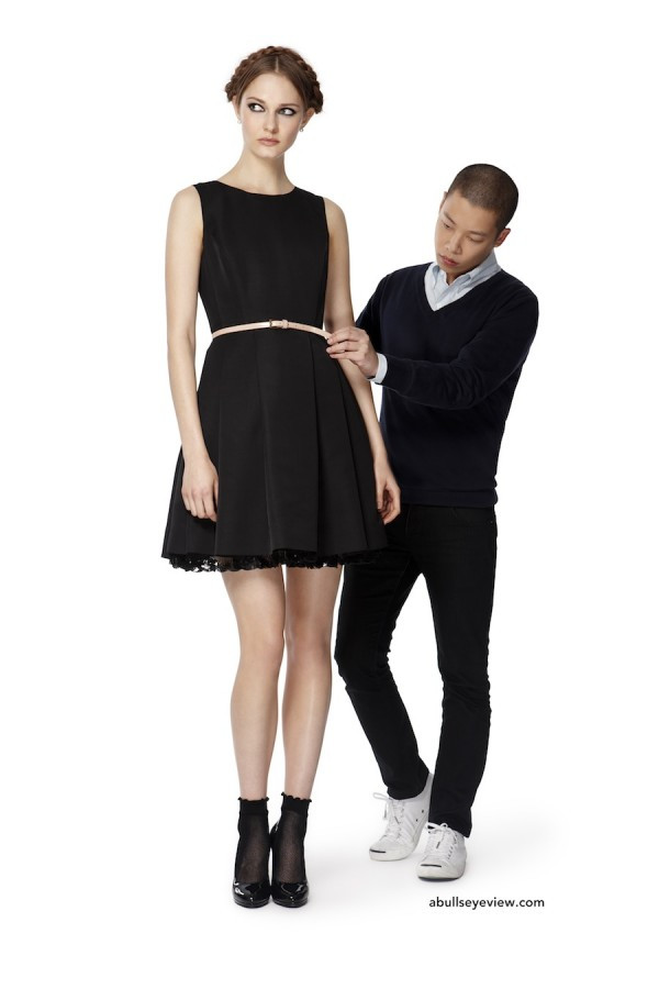 Jason Wu Dresses At Target Designer Jason Wu styling a