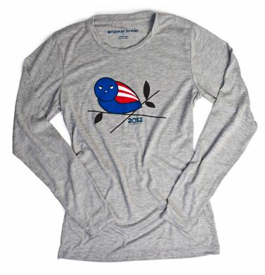 Jason Wu Obama 2012 t-shirt