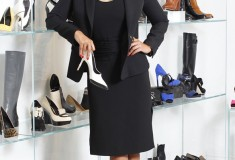 Haute shoe news: Rachel Roy launching designer shoe collection; Sam Edelman x American Eagle's cheap & chic shoes;