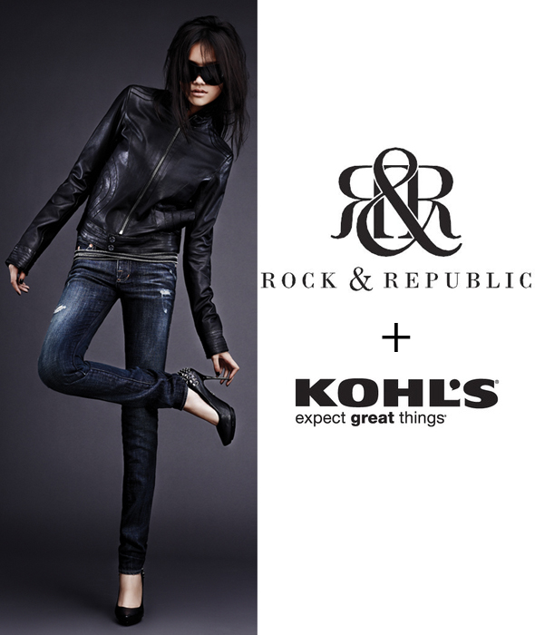 Rock & Republic at Kohl's