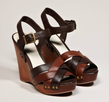 Sam Edelman for American Eagle wedges