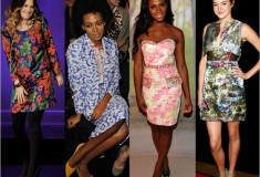 Haute trend to try: Floral prints