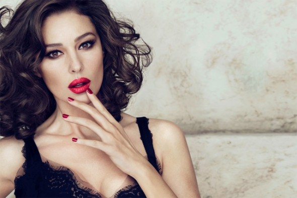 Monica Bellucci for Dolce & Gabbana beauty