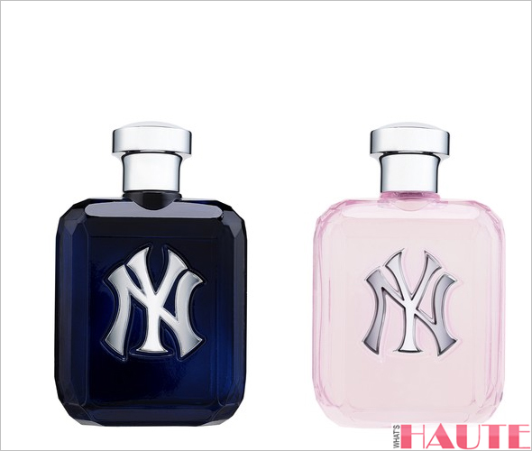 New York Yankees men's and women's fragrances