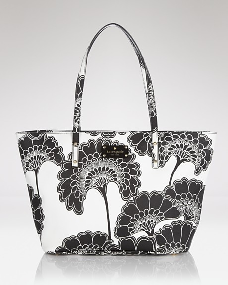 kate spade new york Tote Japanese Floral Harmony
