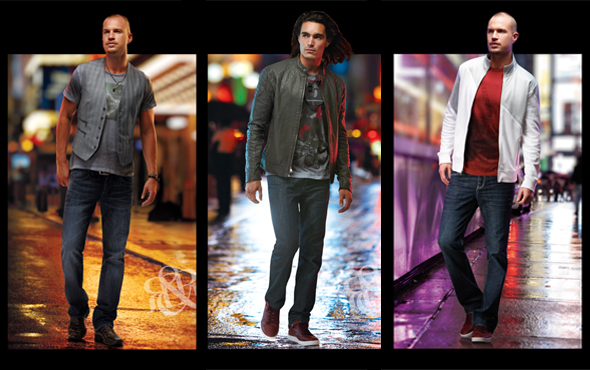 Kohl's Rock & Republic men's collection