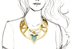 Get Pamela Love's edgy jewelry plus more at today's haute online sales