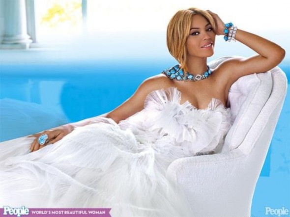 Beyonce named World's Most Beautiful Woman by People Magazine what's haute