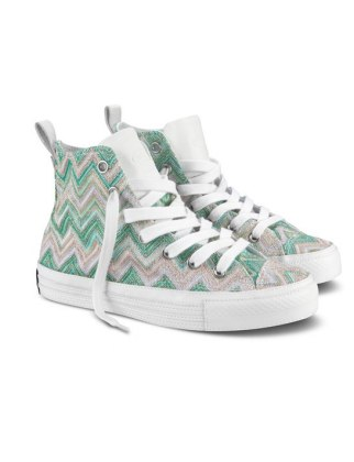 Converse x Missoni Chuck Taylor sneakers