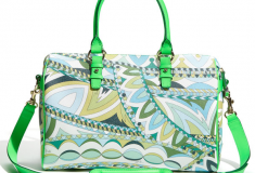 Haute bag of the week: Emilio Pucci Print Satchel