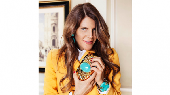 ANNA DELLO RUSSO ACCESSORIES AT H&M - WHAT'S HAUTE MAGAZINE