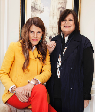 ANNA DELLO RUSSO Margareta van den Bosch, Creative Advisor at H&M - WHAT'S HAUTE MAGAZINE