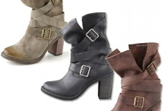 Haute buy: Jeffrey Campbell France Wrap Strap Boots