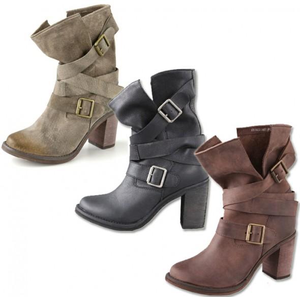 Haute buy - Jeffrey Campbell France Wrap Strap Boots
