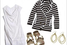 Sponsored: Marshalls StyleCounsel - How to Style Your Little White Dress