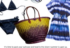 Sponsored: Marshalls StyleCounsel - What to Pack for a Memorial Day Weekend Getaway